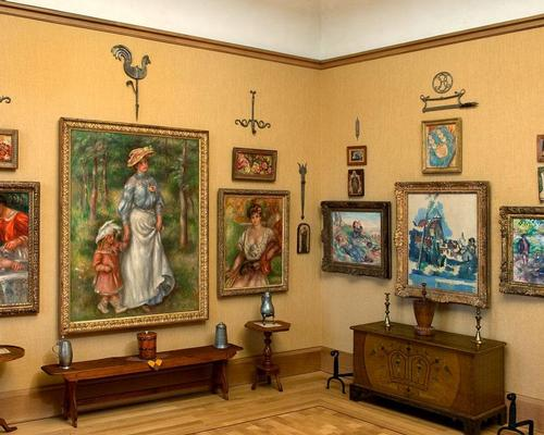 Barnes Foundation uses intelligent machines to offer new ways of interpreting art collections
