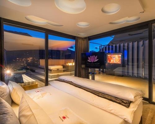 Priedlhof Hotel & Spa debuts Dream Well Suite