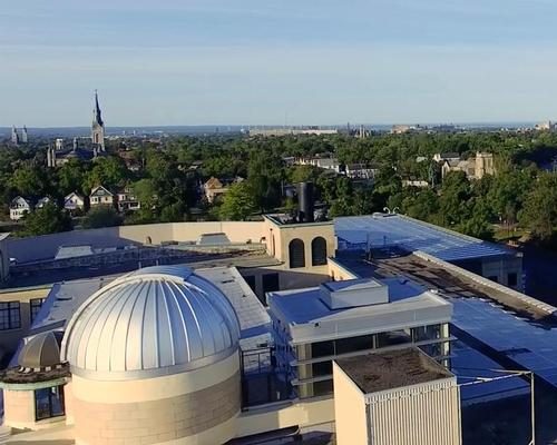 Buffalo Museum of Science reopens renovated observatory after 19 years