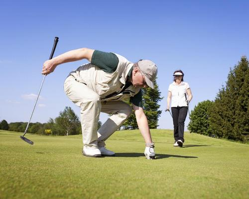GPs urged to refer older patients for golf lessons