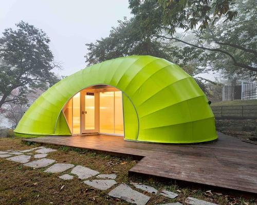 Chang told <i>CLADglobal</i> that she has had enquiries from companies interested in the glamping units from Australia