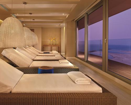 Christina named as brand partner at The Ritz Carlton Spa Herzliya