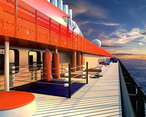 Virgin Voyages cruise ships to ride the wellness design wave