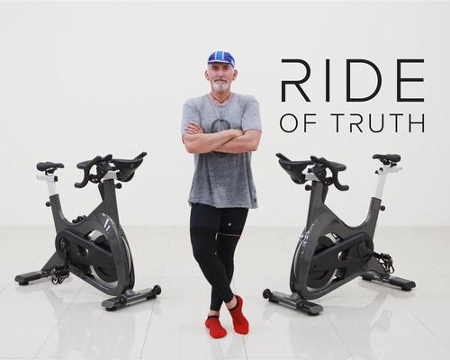 Dyaco & Johnny G to pioneer Ride of Truth training programme