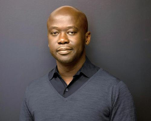 Sir David Adjaye OBE, principal, Adjaye Associates