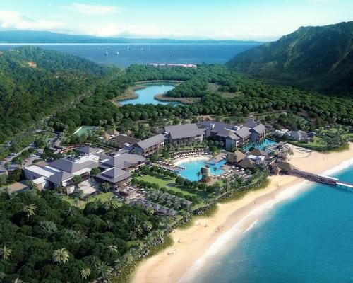 The 160-bedroom Cabrits Resort Kempinski Dominica is due to open in Q4 of 2019, and is the brand's first luxury hotel project in Dominica