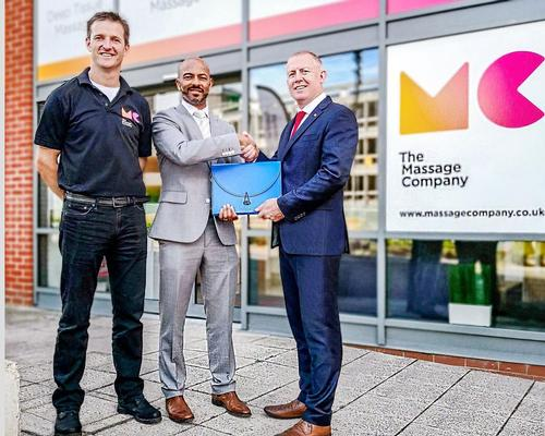 The Massage Company continues UK growth