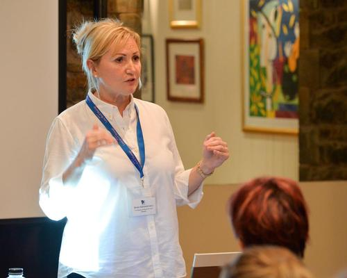 Beata Aleksandrowicz launches Pure Massage master class