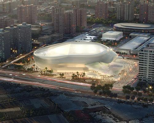 HOK to design fan-focused €192m Valencia arena for billionaire Juan Roig