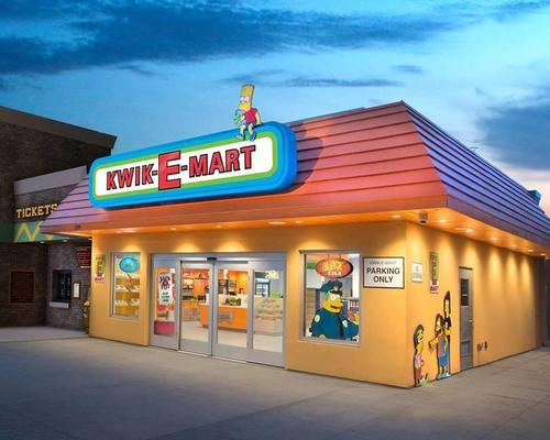SimEx-Iwerks brings new Simpsons attraction to life at Myrtle Beach