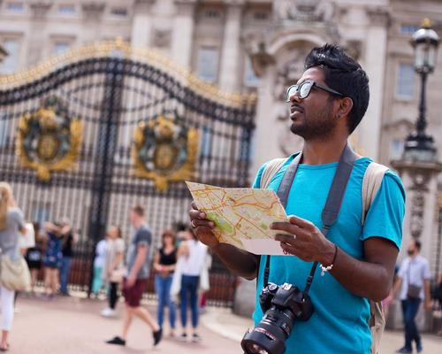 There were 562,000 visits from India to the UK during 2017, up 35 per cent on the previous year
