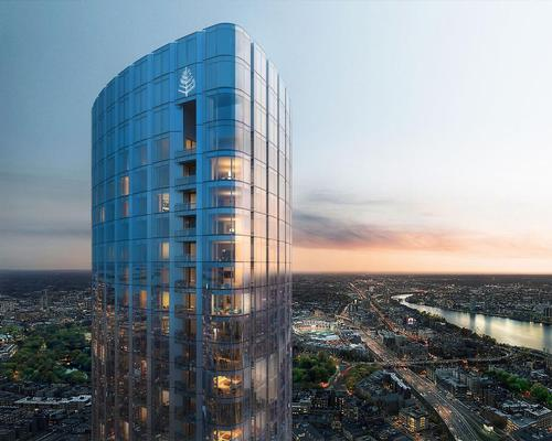 Boston Four Seasons is now the city's third-tallest building