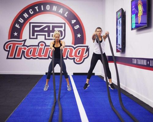F45 opens London office to help drive European expansion