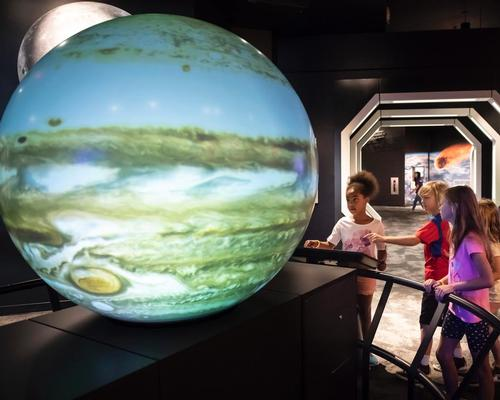 Telus World of Science has announced that two new spaces designed by Canadian architectural practice Dialog have opened