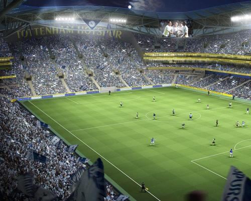 Spurs announce further stadium delays