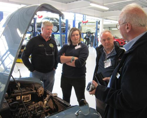 Experts will deliver guidance on the theory of classic car ownership and provide basic practical workshop maintenance sessions.