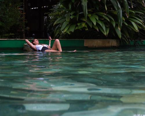 Natural thermal springs like the ones in La Fortuna – where the conference will take place – help make Cost Rica a location for wellness tourism