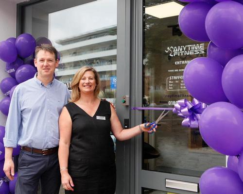 Anytime's 150th club in the UK, in Paignton, will be owned by franchisees Simon and Emma Wright