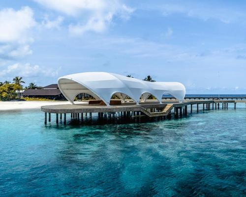 Upcoming Westin resort set to bring brand's wellness positioning to The Maldives
