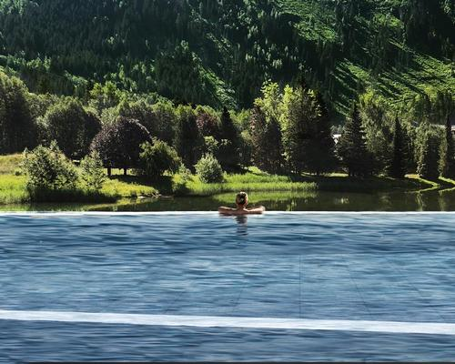 QC Terme opens 3,000sq m wellness centre in Chamonix