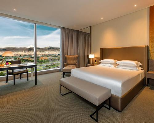 Grand Hyatt Bogota includes spa inspired by mythology of the Muisca people
