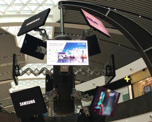 Simtec Systems launches innovative media sculpture
