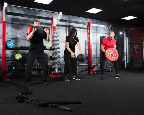 Escape's Hit Hub makes UK debut at Snap Fitness Radstock