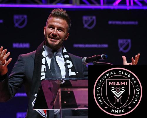 David Beckham reveals name of his MLS team – Inter Miami CF to enter league in 2020