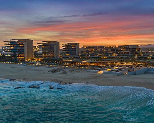 Mexican artwork, thalassotherapy and a whale skeleton: Luxury Collection's Solaz Resort opens in Los Cabos