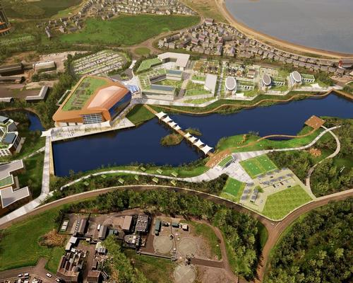 Welsh council to consider plans for £200m wellness and life science village