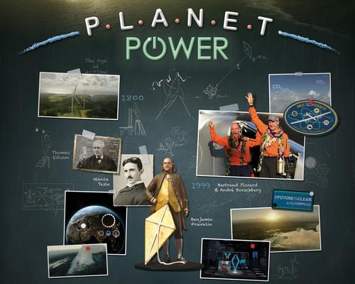 EAS PREVIEW: nWave to exhibit new Planet Power documentary