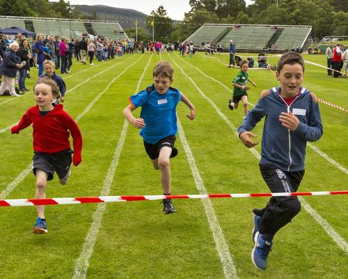 The total number of children taking part in the sessions increased by 5 per cent