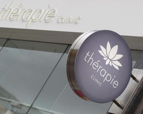 Thérapie Clinic plans 100 site roll out across UK and Ireland