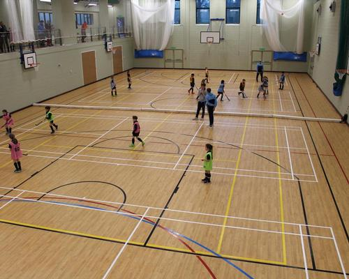 'Fully inclusive' £4m sports centre opens at Berkshire school