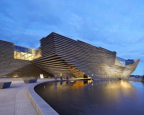 V&A Dundee wows with new photography ahead of weekend launch