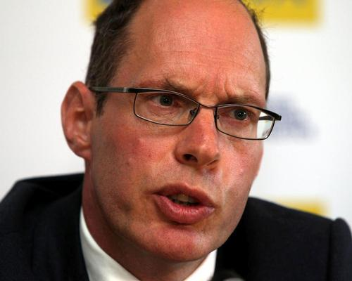 UK Athletics chief Niels de Vos steps down after 11 years at the helm