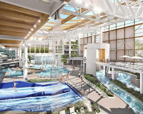 US$90m SoundWaves water park to open at Gaylord Opryland resort in December
