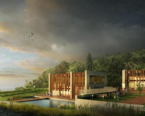 Massive Turkish wellness project includes three hotels, thermal baths, residences