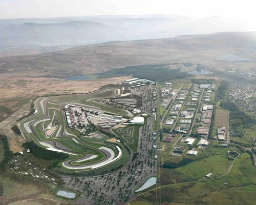 Circuit of Wales developer 'hugely disappointed' to be rejected for government funding