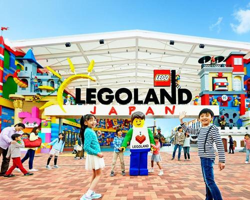 Merlin plans second Legoland park in China