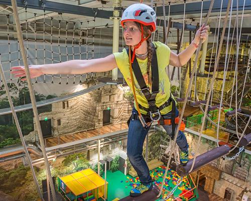 EAS PREVIEW: Walltopia to introduce next generation rope course