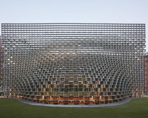Serpentine Pavilion opens with Unzipped exhibition in Toronto