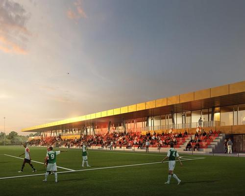 Work begins on Feyenoord's academy building and sports campus
