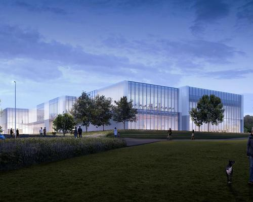 Willmott Dixon secures contract to build Winchester's new £38m leisure centre