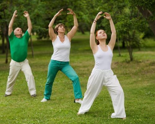 UCI researchers discovered that a single 10-minute period of mild exertion – such as yoga, tai chi or walking – can yield considerable cognitive benefits.