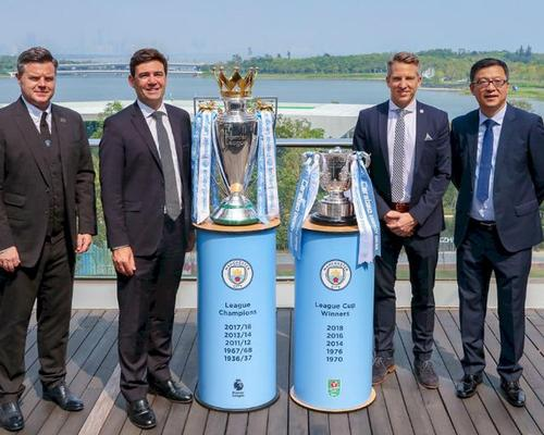 Man City opens second China office as part of global expansion plans