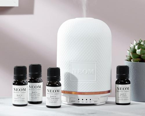 Neom Organics launches Wellbeing Pod