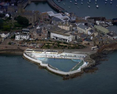 Historic Penzance seawater lido to be transformed