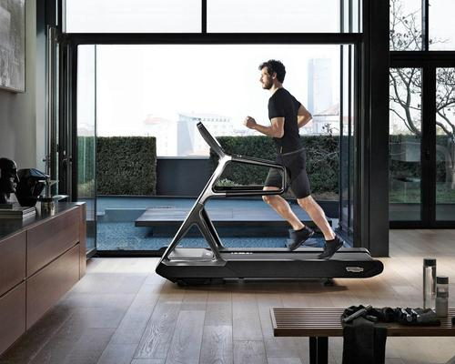 Antonio Citterio worked closely with Technogym to design the Personal range