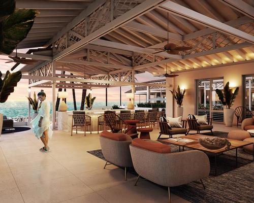 Now part of the Oetker Collection, the resort will unveil a fresh Caribbean Ocean-inspired look, designed by Brazilian interior designer Patricia Anastassiadis